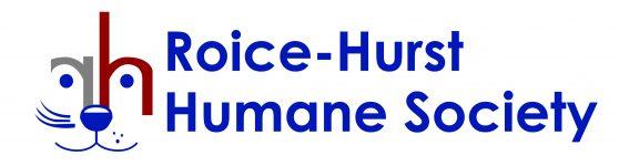 Roice-Hurst Humane Society Logo