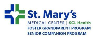 St. Mary's Medical Center Foster Grandparent Program & Senior Comanion Program